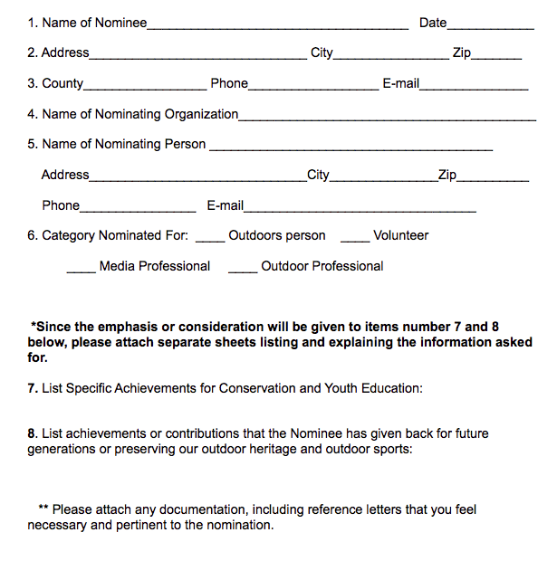 NYSOHOF example nomination form